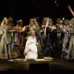 «Театр помогает жить»: В НОВАТе открыли театральный сезон