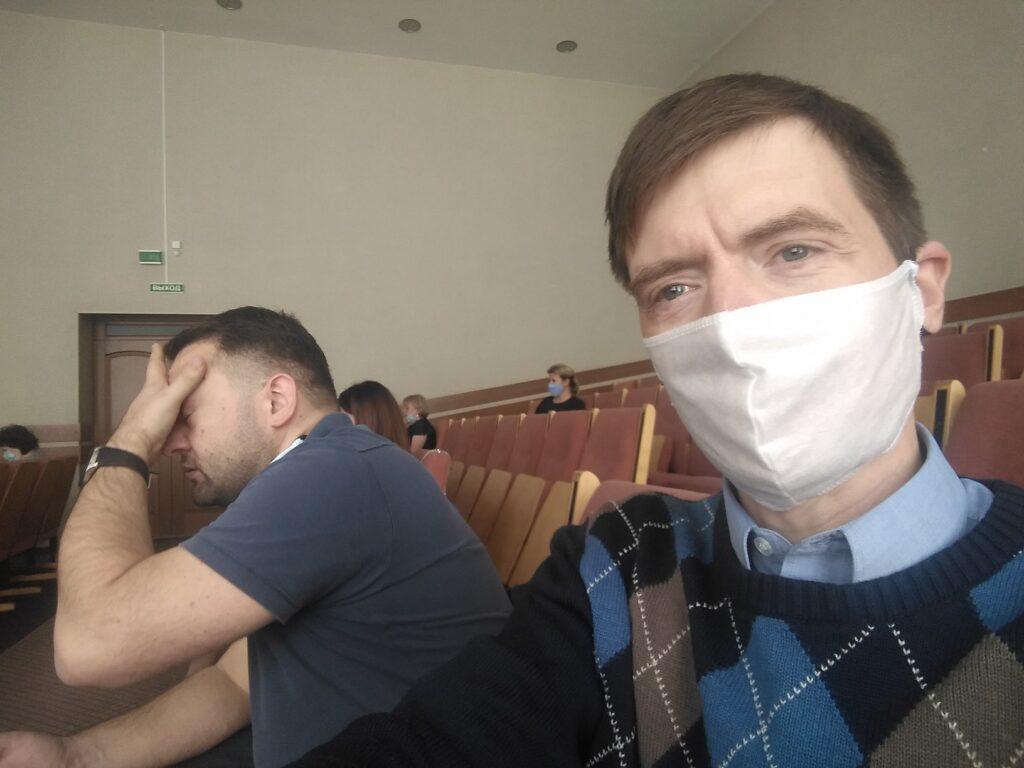 Ростислав Антонов и Сергей Бойко на совещании по исполнению бюджета