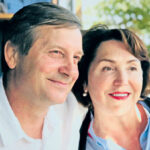 Юрий Бернадский с женой Татьяной