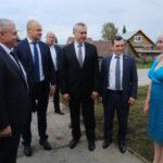 Сельская ипотека дает импульс комплексному развитию районов Новосибирской области