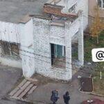 В Красноярске в пристройке к многоэтажке прогремел взрыв