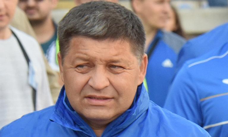 сергей Кирсанов ФК новосибирск