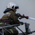 Больше сотни пожаров произошло в Новосибирской области за неделю