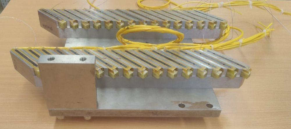 прототип ондулятора в разобранноим виде
