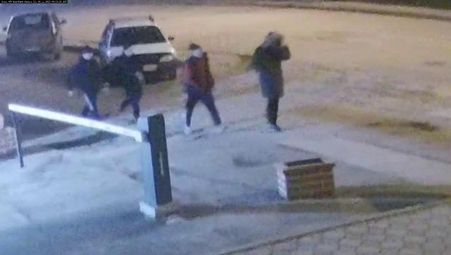 нападение на прохожего новосибирск