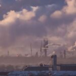 Режим «черного неба» объявлен в Новосибирске