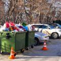 мусор вывоз мусора баки