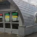 У метро «Речной вокзал» закрыли подземный пешеходный переход