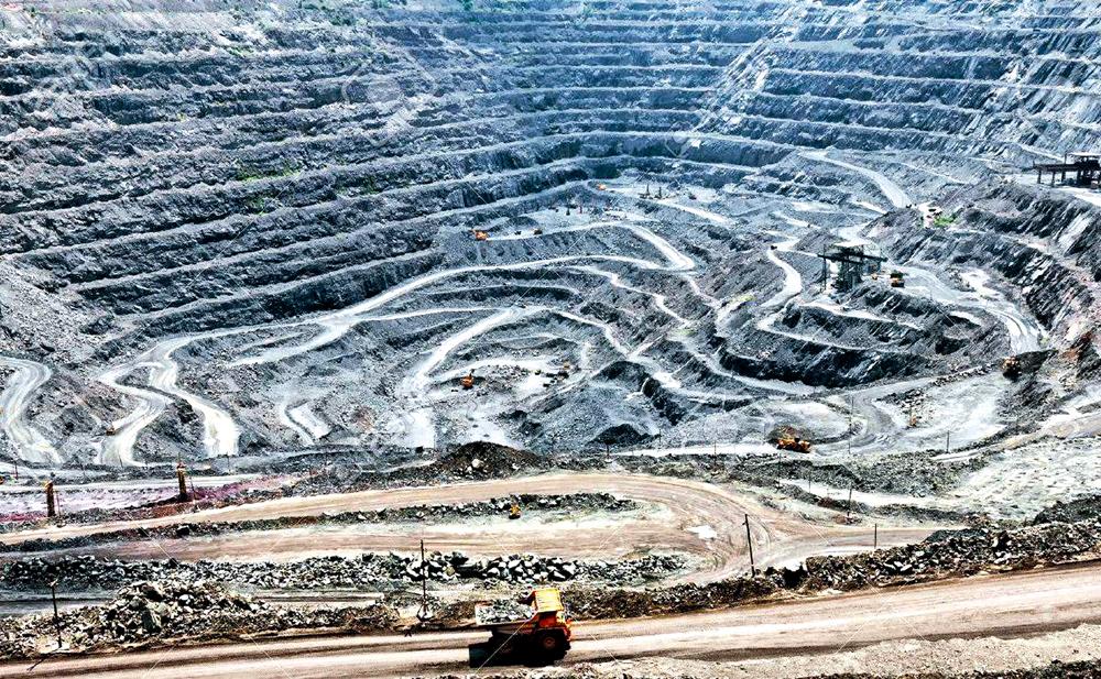 Томторское месторождение редкоземельных металлов