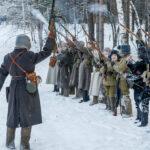 В Новосибирске воссоздали контрнаступление советских войск под Москвой (фото)