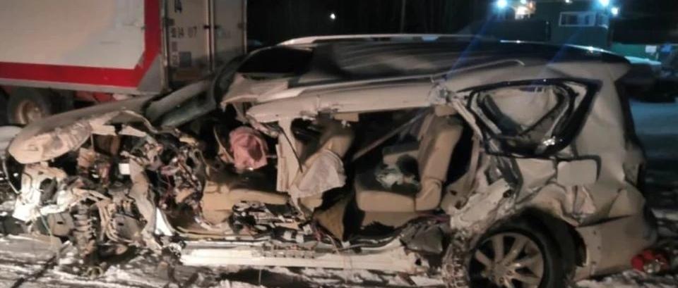 жуткая авария в новосибирске