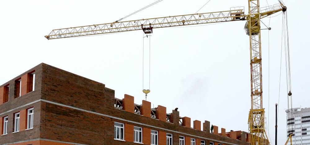 стройка жилье