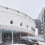 Как выглядели бы известные здания Новосибирска с граффити