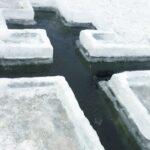 прорубь крещение иордань купания
