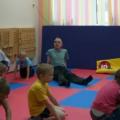 Занятия адаптивной физической культурой. Фото предоставлено Андреем Андреевым