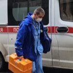 Скорая помощь снова коронавирус
