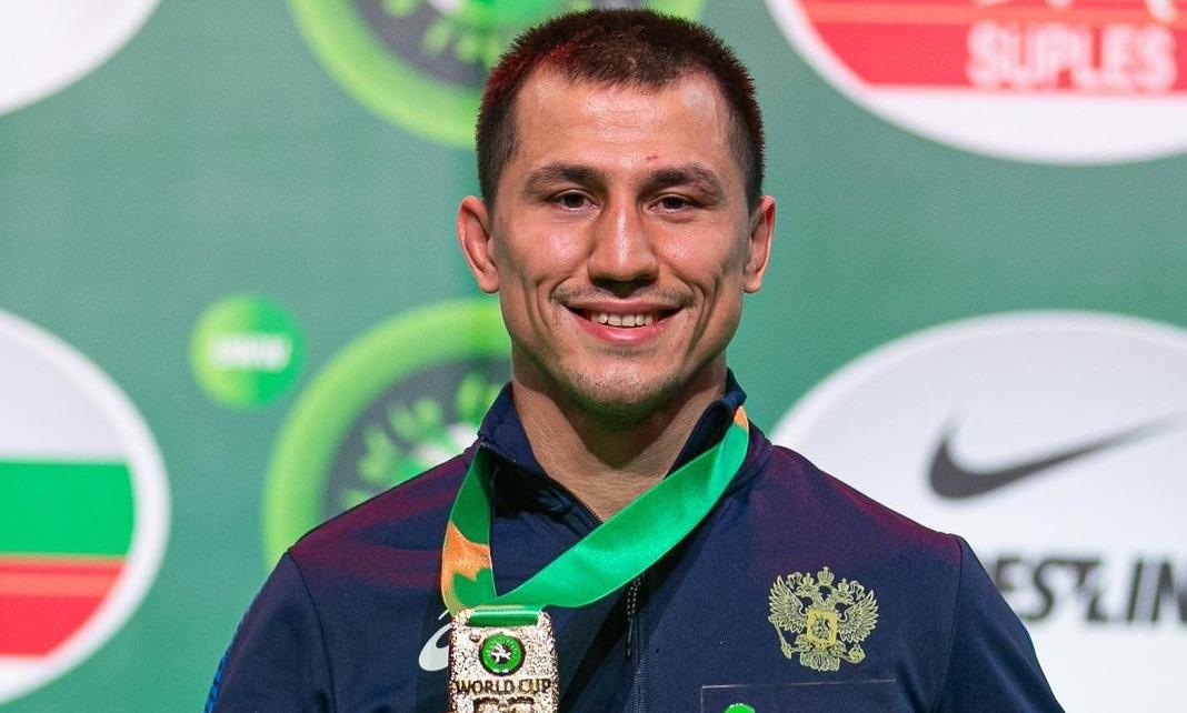 роман власов олимпийский чемпион