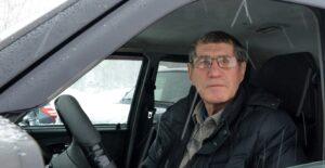 Александр Головинский - шофёр ТУАД