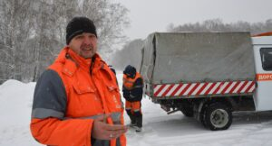 Александр Ковалёв - Новосибирскавтодор