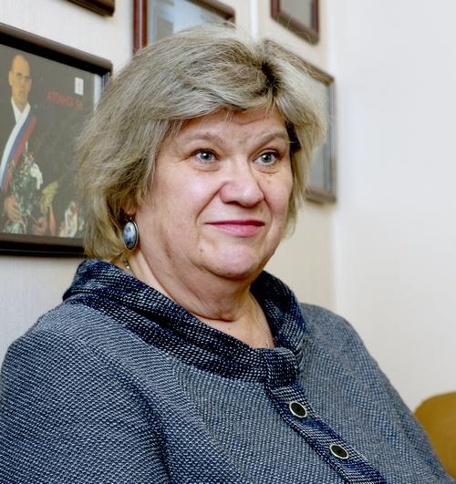Анна Калмыкова