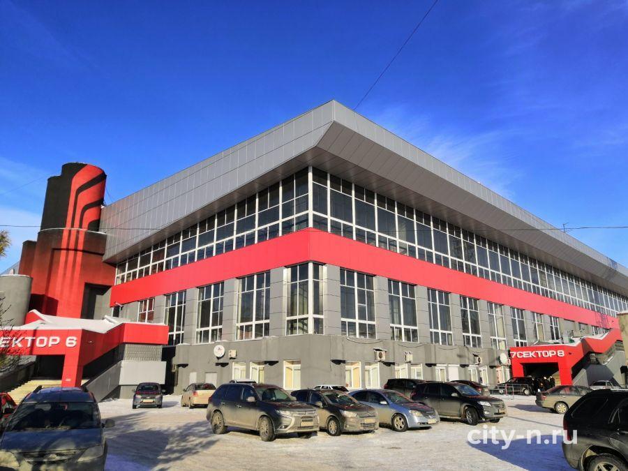 Арена кузнецких металлургов
