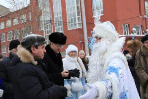 Юрченко и Дед Мороз