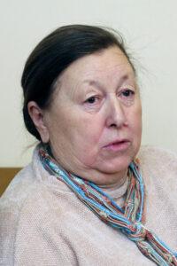Ирина Коваленко, библиотекарь, радиоведущий, блогер