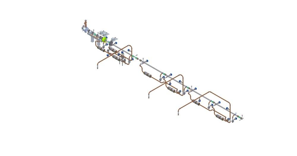 Линейный ускоритель СКИФ