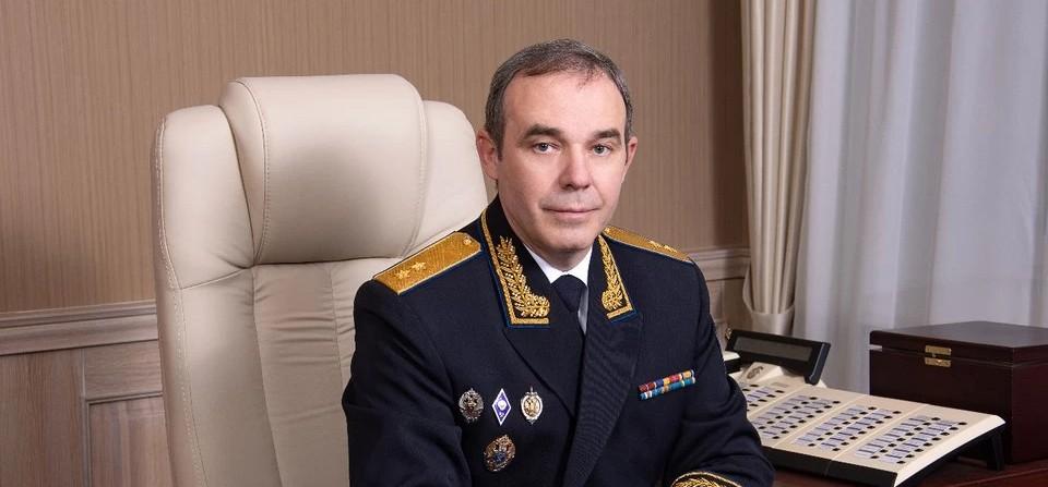 начальник УФСБ по НСО Сергей Сизов