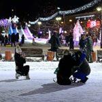 Новогодний Томск