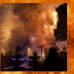 пожар в Бердске