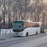 Полсотни пассажиров междугороднего автобуса едва не замёрзли под Новосибирском