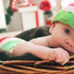 Младенец Новый год