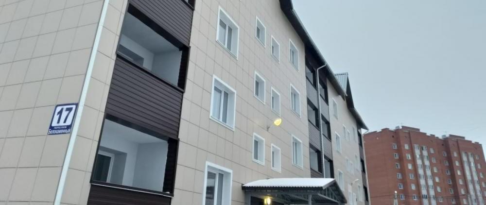 Дом для переселения в Бердске
