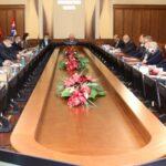 Заседание комитета по соцполитике ЗС НСО