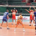 Волейбольный «Кузбасс» выиграл битву чемпионов в Новосибирске