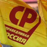 Флаги Справедливой России