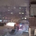 Двух сибиряков госпитализировали с серьёзными ожогами после пожара в городе Обь