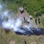 ученые из Томска изучают степные пожары
