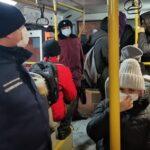 В Новосибирске коронавирусом заболели более восьмисот водителей и кондукторов общественного транспорта