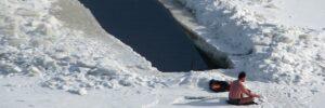 -Новость зима, купель, прорубь сибирский информационный портал 14 Январь