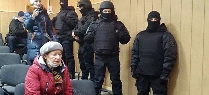 задержанные 30 января 2021 года