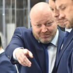Главный тренер «Сибири» Николай Заварухин