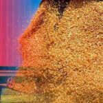 зерно и вагон