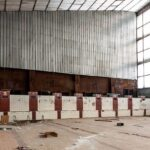 В Новосибирске сносят крупнейший бассейн СКА