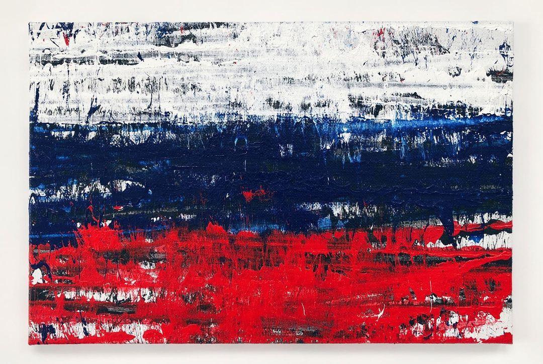 Флаг Артем Лоскутов