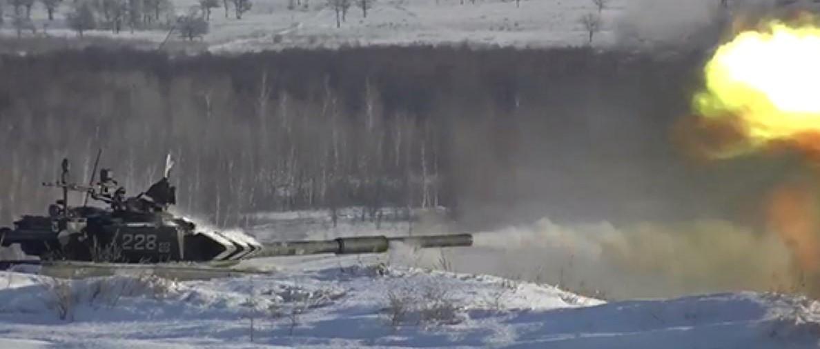 танк, ЦВО