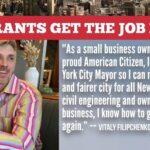 Сибиряк решил бороться за место мэра Нью-Йорка