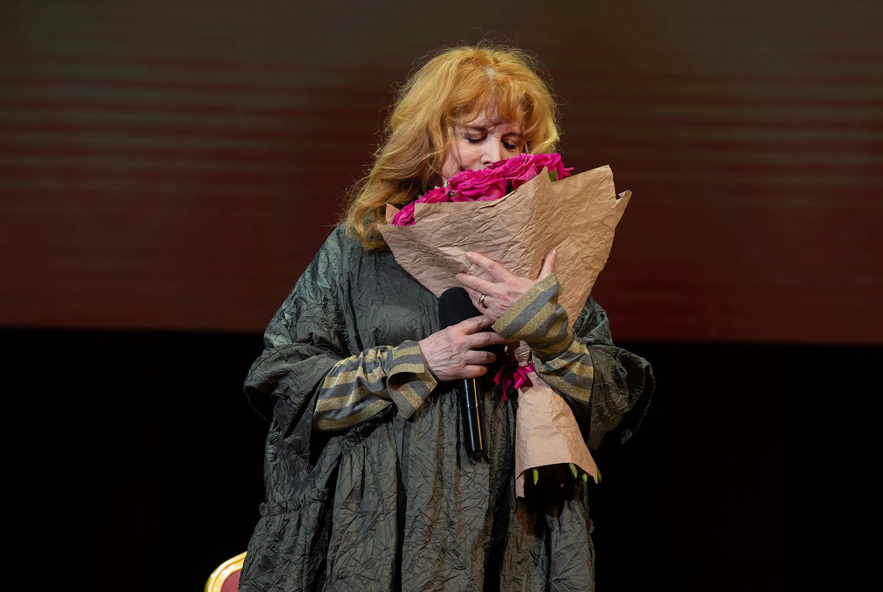 концерт, Клара Новикова
