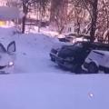 снег, лед, ЧП